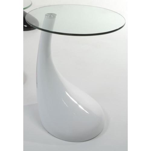 Tavolino con piano in vetro  Tomasucci Pop