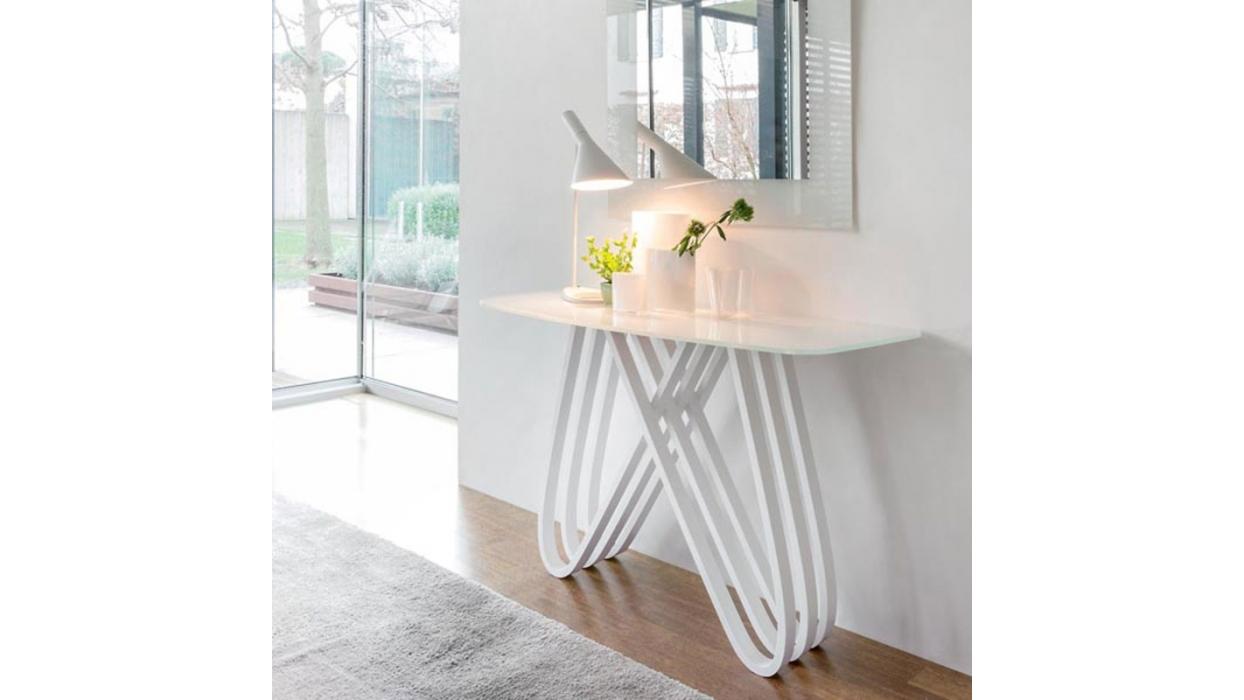 Consolle tonin casa modello arpa fisso arredare moderno for Tonin casa consolle