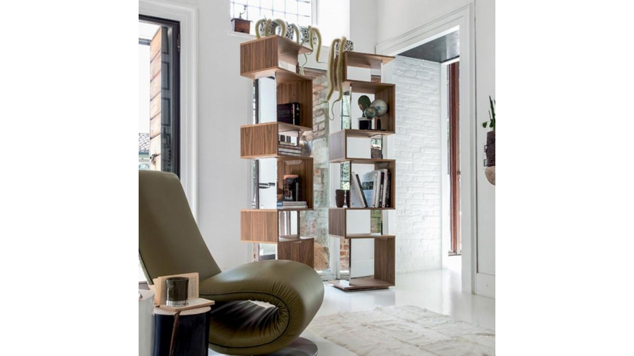 Libreria tonin casa modello osuna arredare moderno for Libreria casa