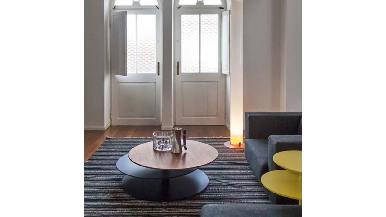 Tavolino tonin casa modello space arredare moderno - Tavolini tonin casa ...