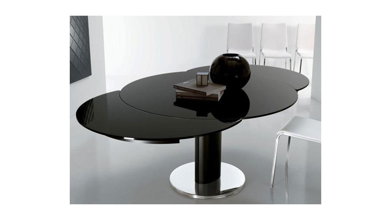 Tavolo bontempi casa modello giro allungabile arredare moderno