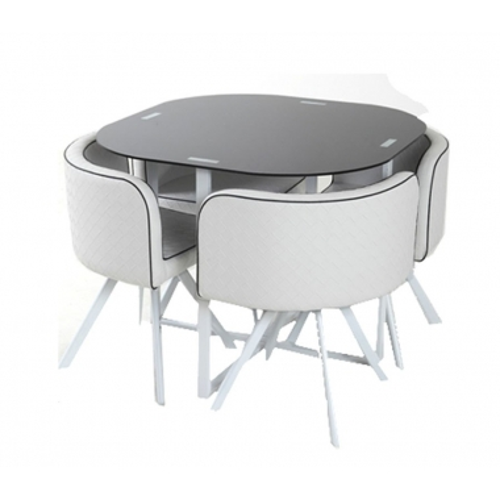 Set tavolo + 4 sedie New Tomasucci