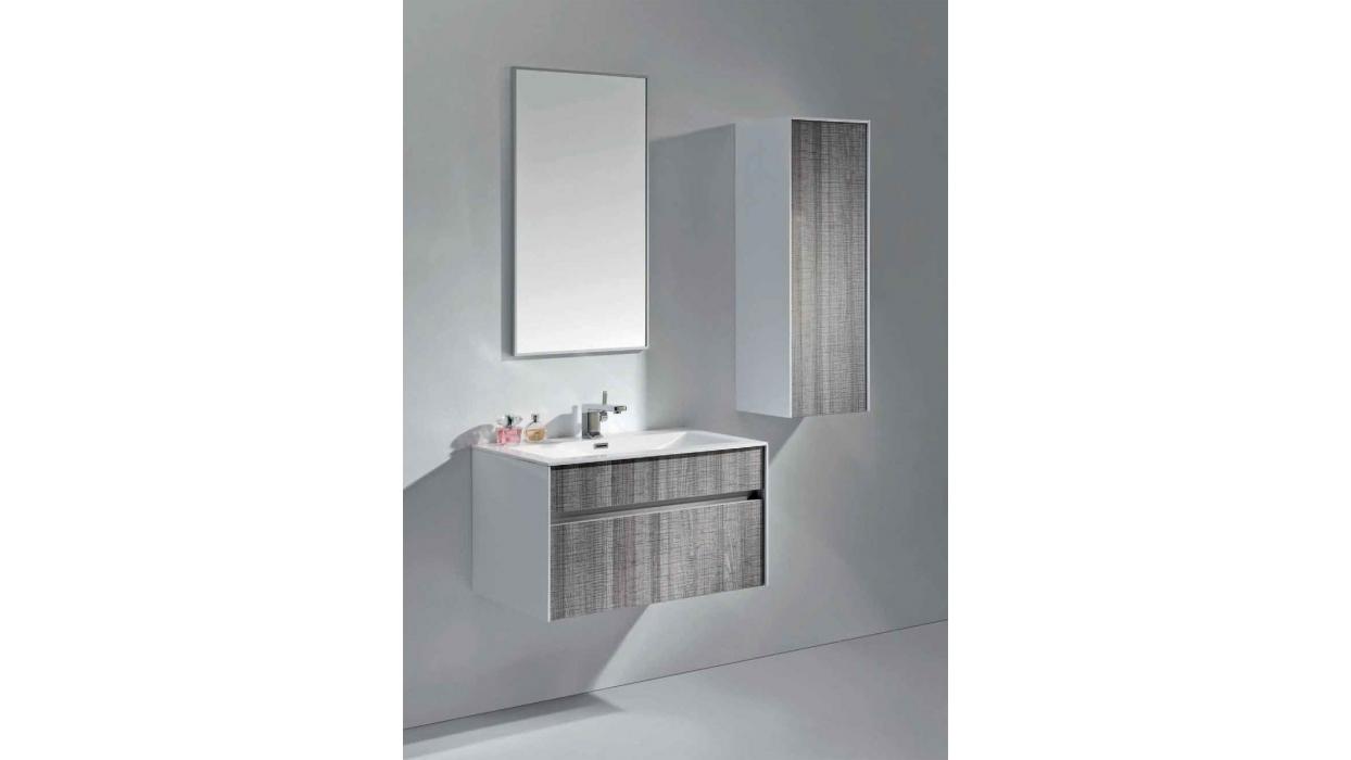 Mobile bagno colonna pensile tomasucci arredare moderno - Mobile colonna bagno ...