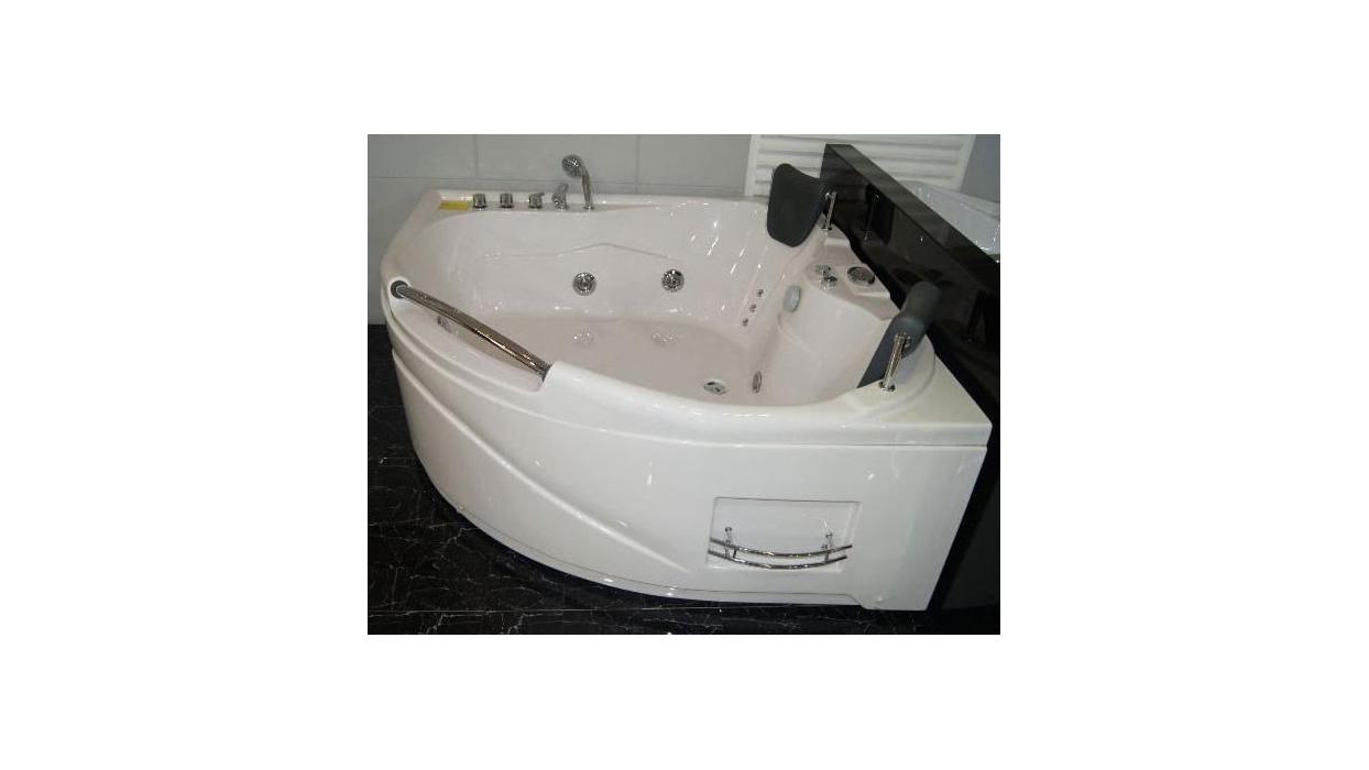 Vasca idromassaggio da bagno per due persone 150x150 A005 - Arredare Moderno