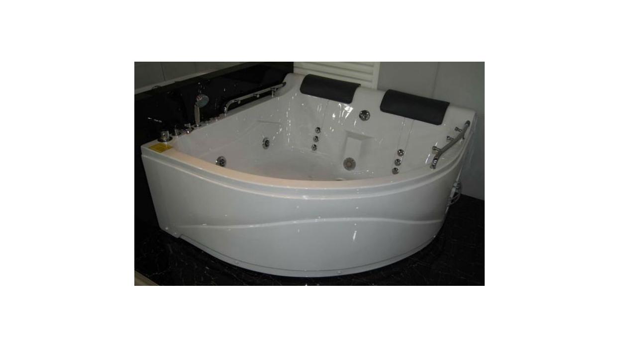 vasca idromassaggio da bagno per due persone 150x150 a007 arredare moderno