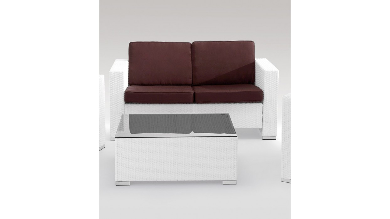 Set grattoni modello luna arredare moderno - Set divano giardino ...