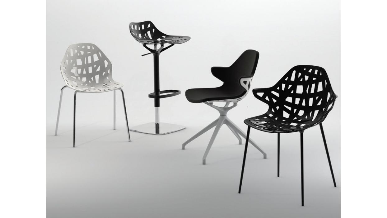 Sedia casprini modello pelota armchair spider arredare moderno
