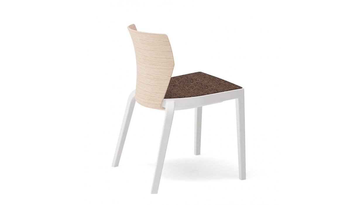 Modello Arredare Moderno Design Bi Wood 3d Infiniti Sedia IDE9WH2