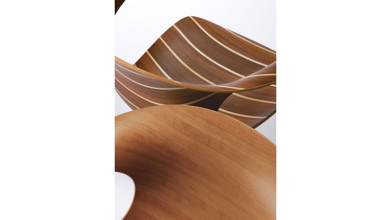 Sedia infiniti design loop 3d vinterio 4 legs arredare for Sedie design 3d