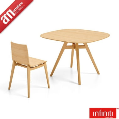 Tavolo Emma Table Slim Infiniti Design