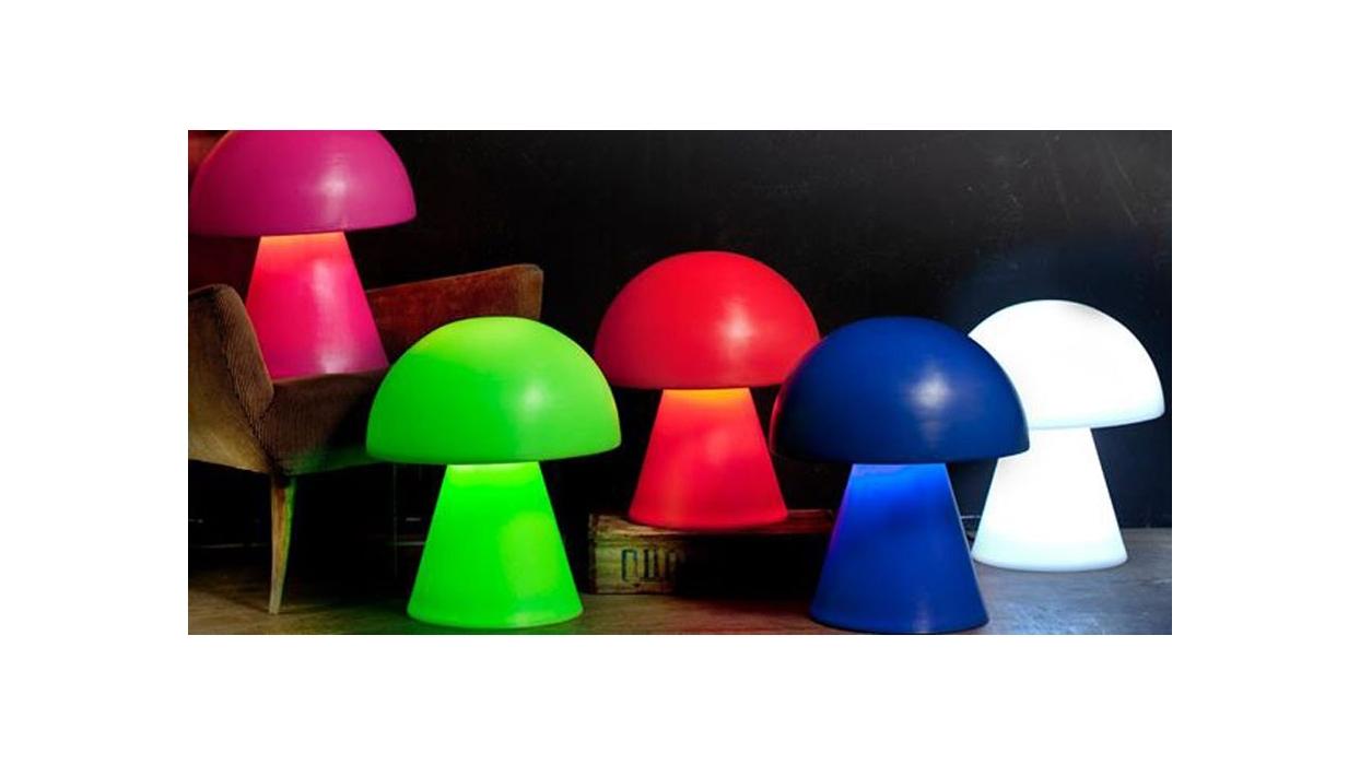 Jelly kloris lampe for Kloris vasi