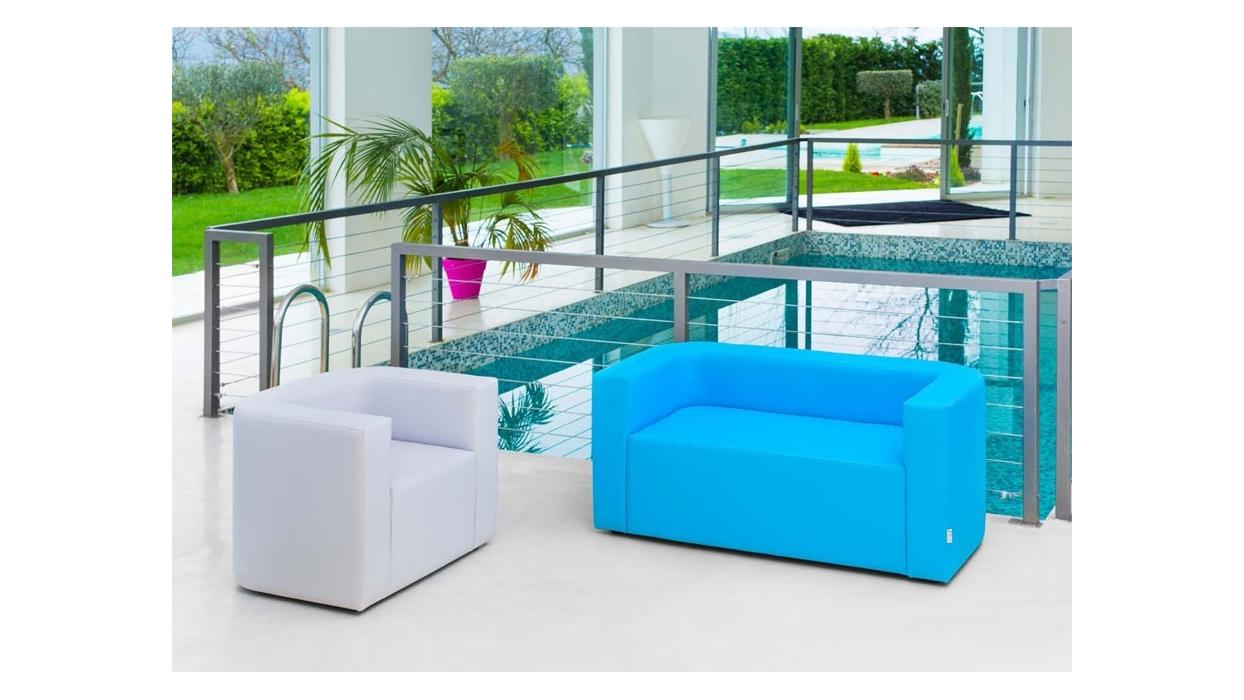 divanetto legno 1 posto : Divanetto Bar Componibile Modulo 1 Posto PD 0801 - ARREDARE MODERNO