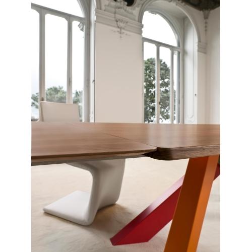 Tavolo allungabile Big Table Bonaldo