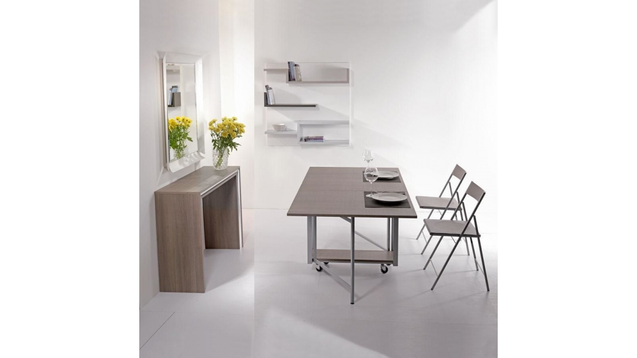 Tavolo pezzani modello archimede con sedie first for Tavolo con sedie moderno