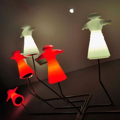 Lampada Mr.Bot Slide