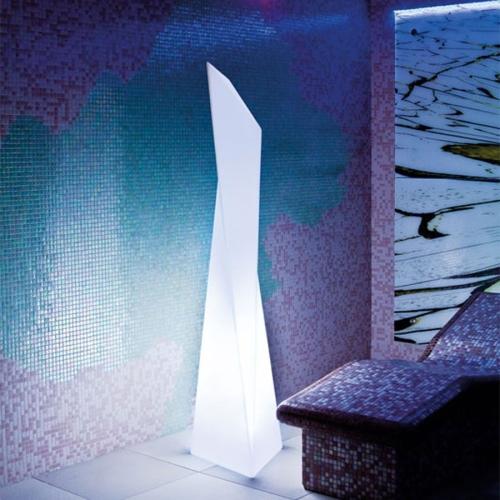 Colonna luminosa Manhattan Slide