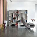 Libreria Onda Tonin Casa 5 moduli offerta promozionale