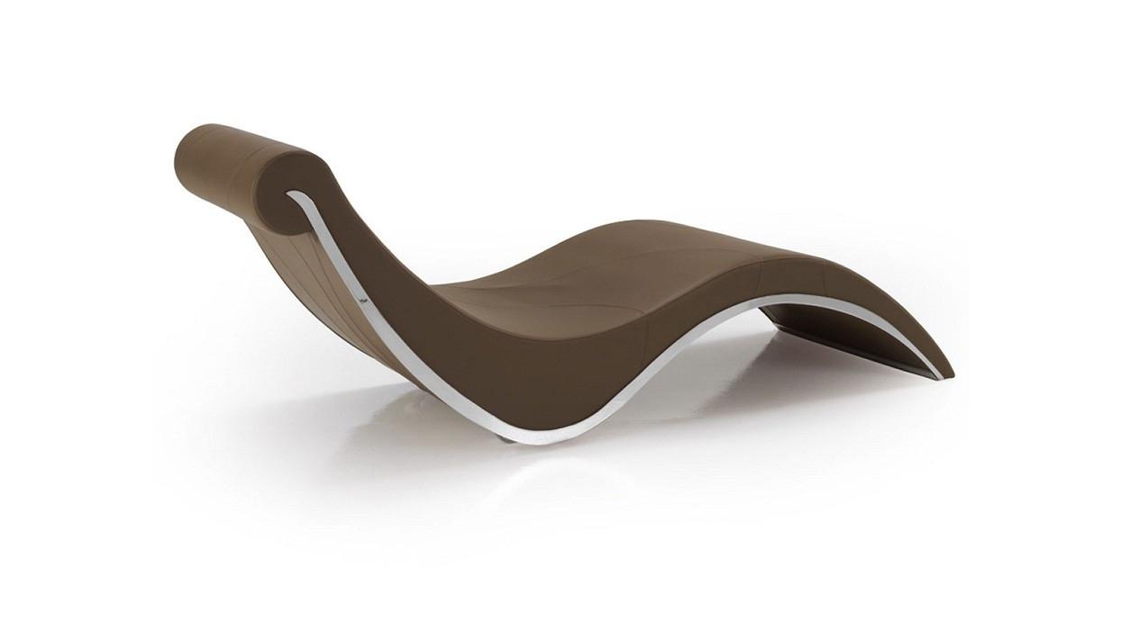 Chaise longue cattelan italia modello sylvester arredare moderno