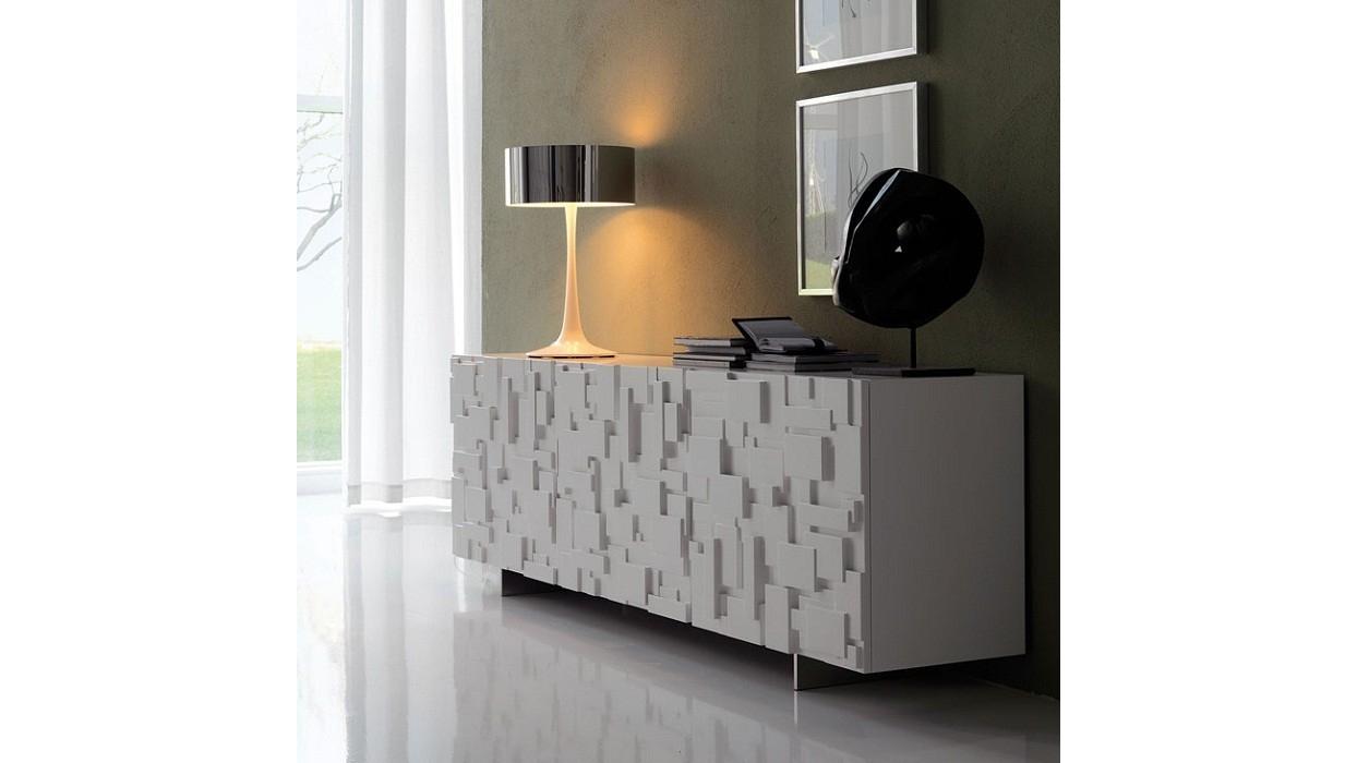 Madia cattelan italia modello labyrinth arredare moderno for Madie di design
