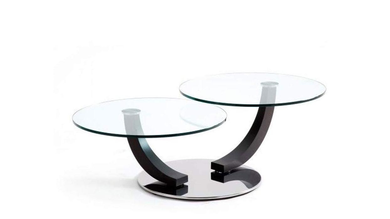 Tavolino Salotto Piani Girevoli Cobra Inox Cattelan : Tavolino cattelan italia modello cobra inox arredare moderno