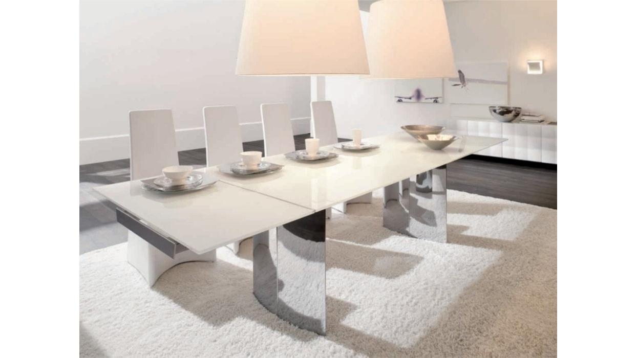 Tavolo Tonin Casa modello Manhattan allungabile - ARREDARE MODERNO