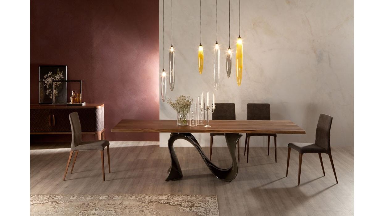 Tavolo tonin casa modello wave piani in legno arredare for Piani di casa in stile hacienda