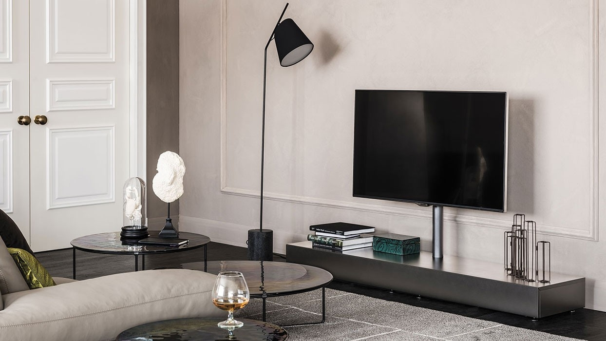 Porta tv cattelan italia modello pixel arredare moderno - Mobili porta tv moderni ...