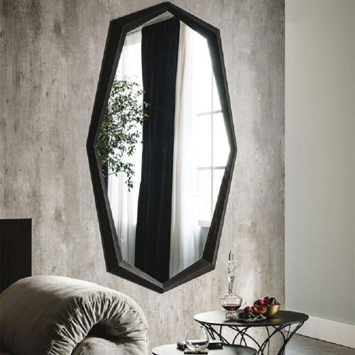 Specchio Emerald Wood Cattelan Italia