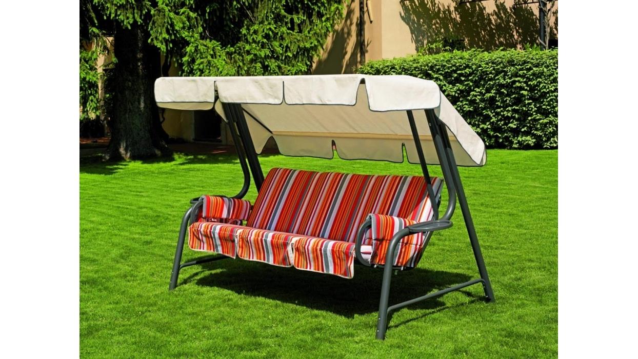 Dondolo Scab 4 Posti.Dondolo Scab Design Modello Duca 4 Posti Arredare Moderno