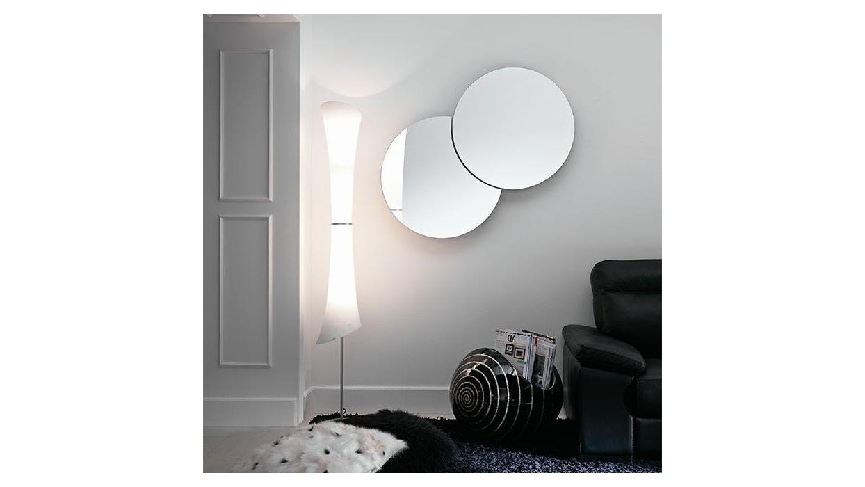 Specchio da parete tonelli design modello shiki arredare for Specchio da parete moderno