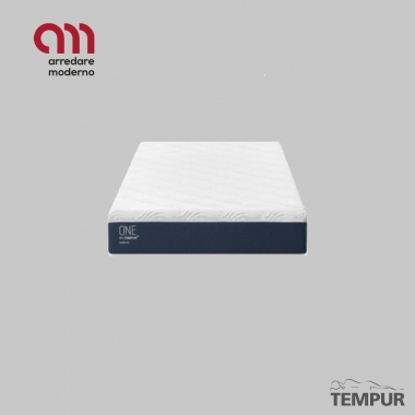 Materasso una piazza e mezza One by Tempur 20 Medium