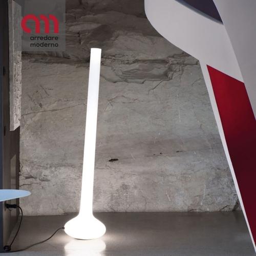 Lampada Pin basculante Martinelli Luce da terra