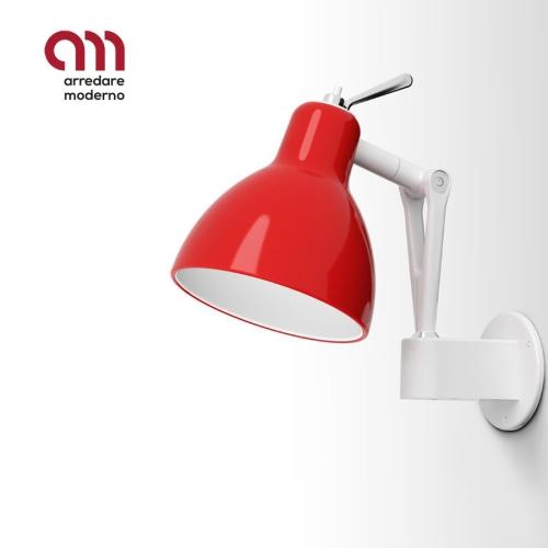 Lampada Luxy Rotaliana da parete