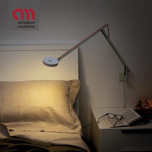 Lampada String Rotaliana da parete
