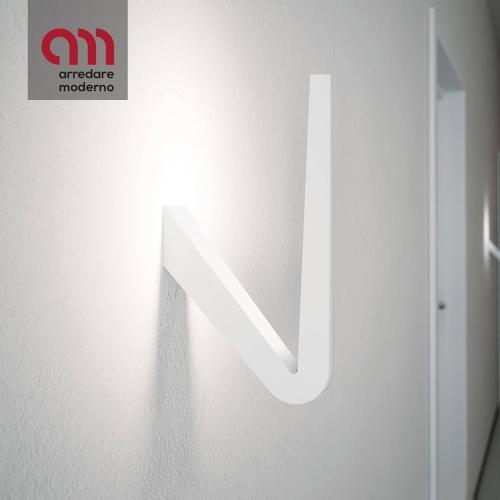 Lampada Tick Rotaliana da parete