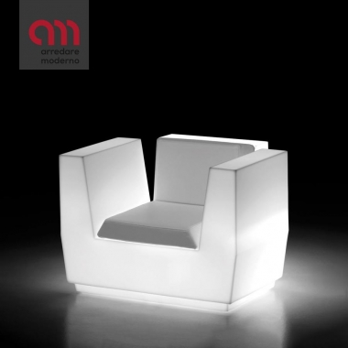 Poltrona Big Cut Armchair Plust illuminabile