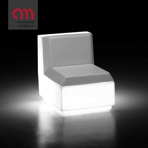 Poltrona Big Cut Module Plust illuminabile