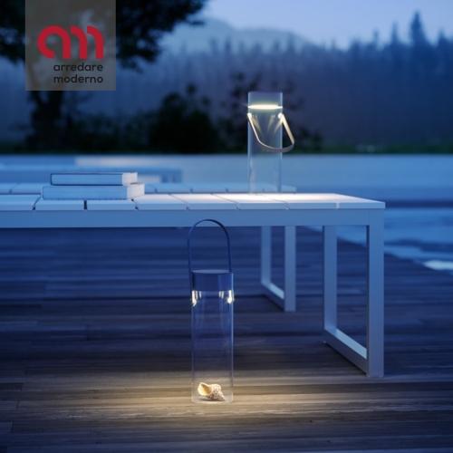 Lampada Chiardiluna Rotaliana da tavolo