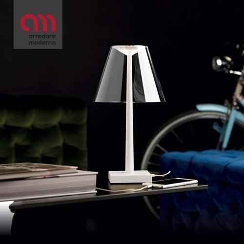 Lampada Dina+ Rotaliana da tavolo