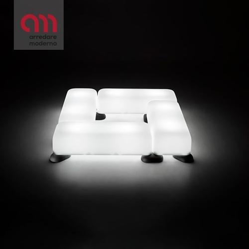 Panca Momo Plust illuminabile