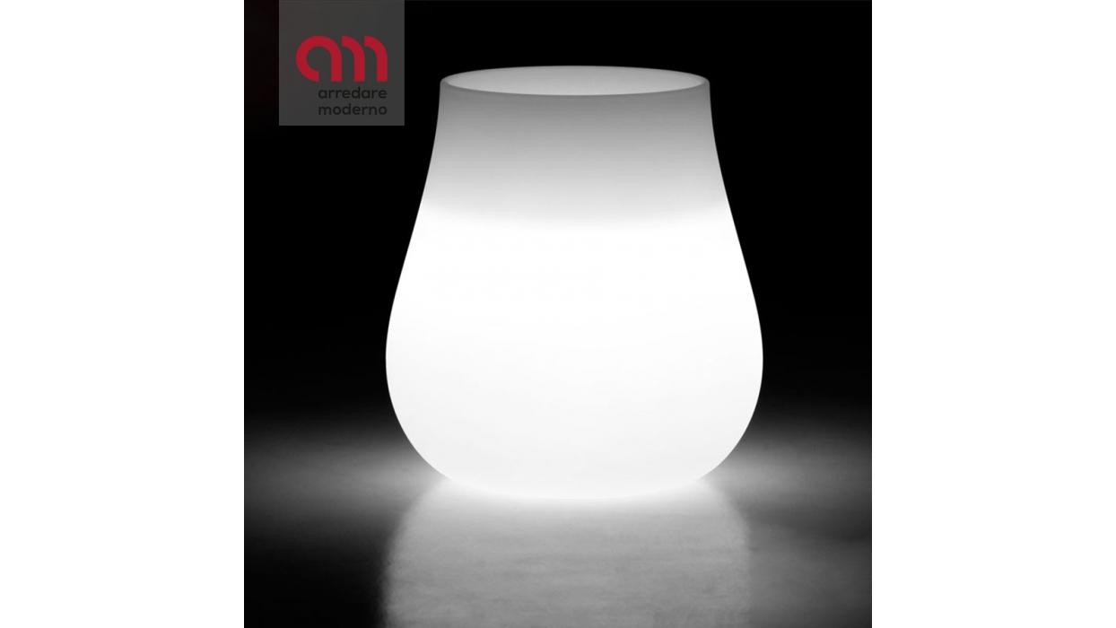 Vaso Drop Plust illuminabile