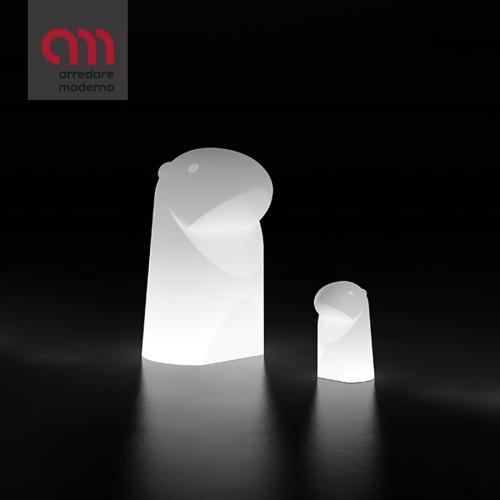 Lampada Marmotta Plust da tavolo