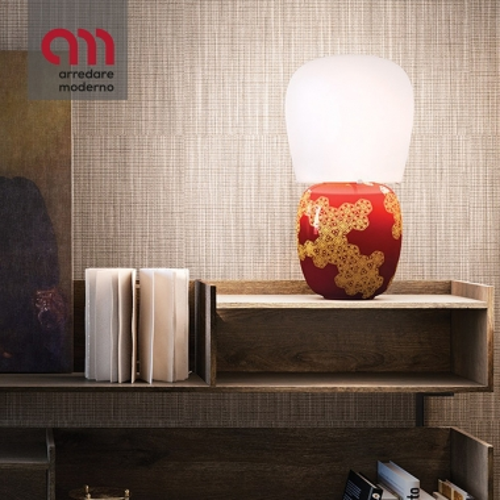 Lampada Hive Kundalini da tavolo