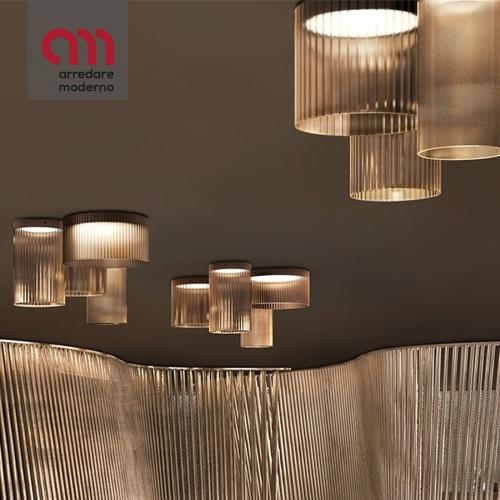 Lampada Giass Kundalini da soffitto