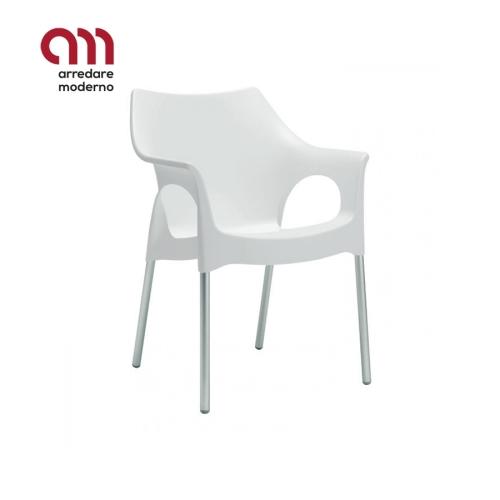 Sedia Ola Scab Design