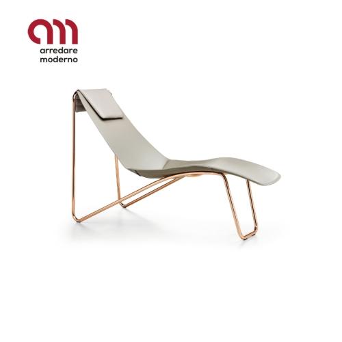 Chaise longue Apelle Midj CL M CU
