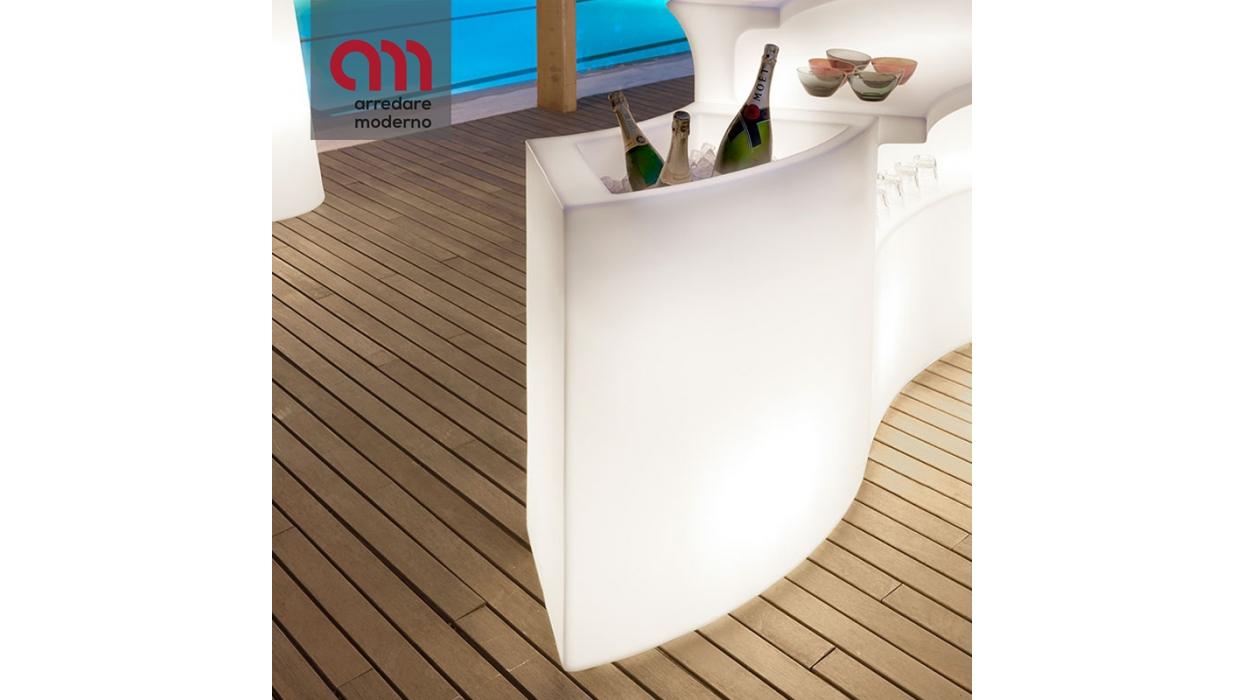 Bancone Ice Bar Slide