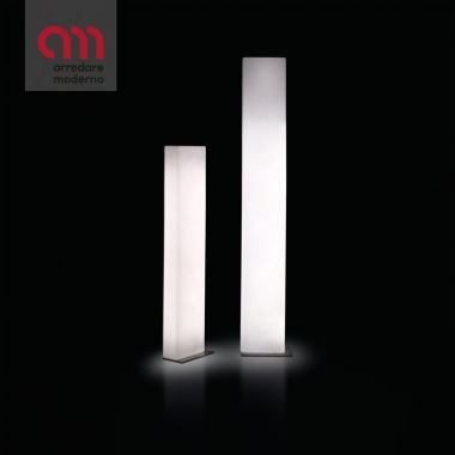 Colonna luminosa Brick Slide