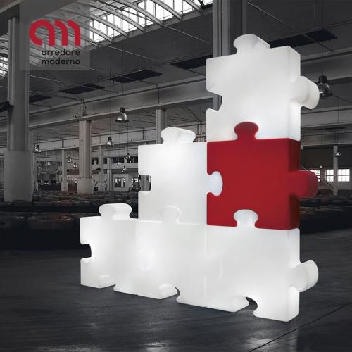 Lampada Puzzle Slide