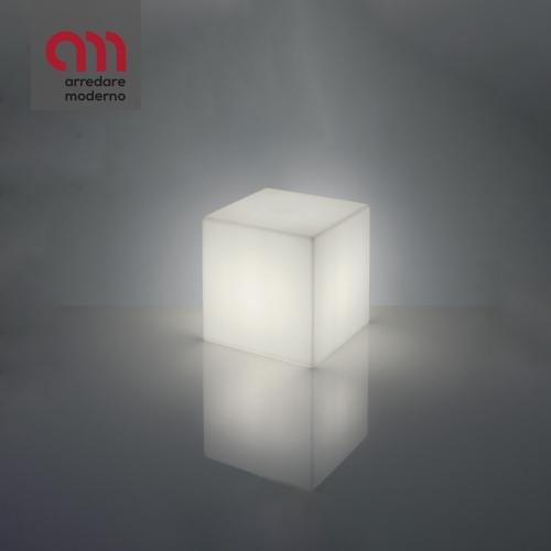 Lampada da tavolo Cubo Led 25 Slide